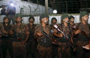Commandos storm Dhaka restaurant; 6 attackers dead, 13 safe