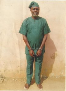 NIGERIA PENSION SCAM : SANI SHUAIBU GOES GAGA SEEK JUDGE, WIFE, OTHERS DEATH.