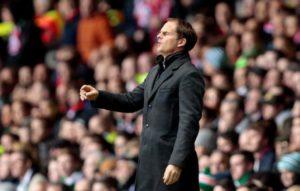 De Boer replaces Mancini at Inter Milan