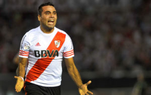Gabriel Mercado from River Plate.