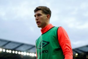 Man City sign England defender Stones