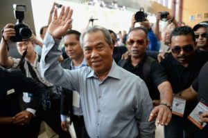 Malaysian ex-deputy PM registers party to challenge PM Najib
