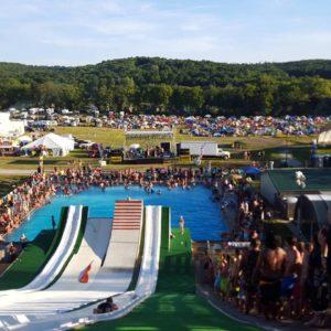 Ohio Dreams sports camp complex in Butler.
