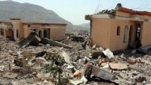 Saudi-led air strikes on Yemen capital resume, airport shut: residents