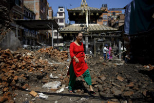 Nepal quake impact on single women underlines need for equal land rights: activist