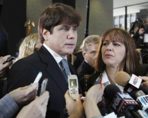 Judge may cut ex-Illinois Gov. Blagojevich's prison term
