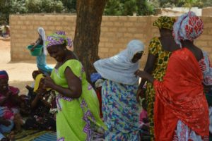 Senegal's dancing grandmothers lead charge for health over tradition