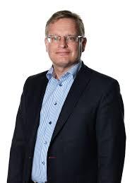 Ericsson CEO Jan Frykhammar.