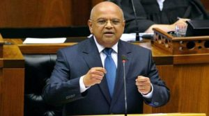South Africa's Gordhan faces tough balancing act in budget speech