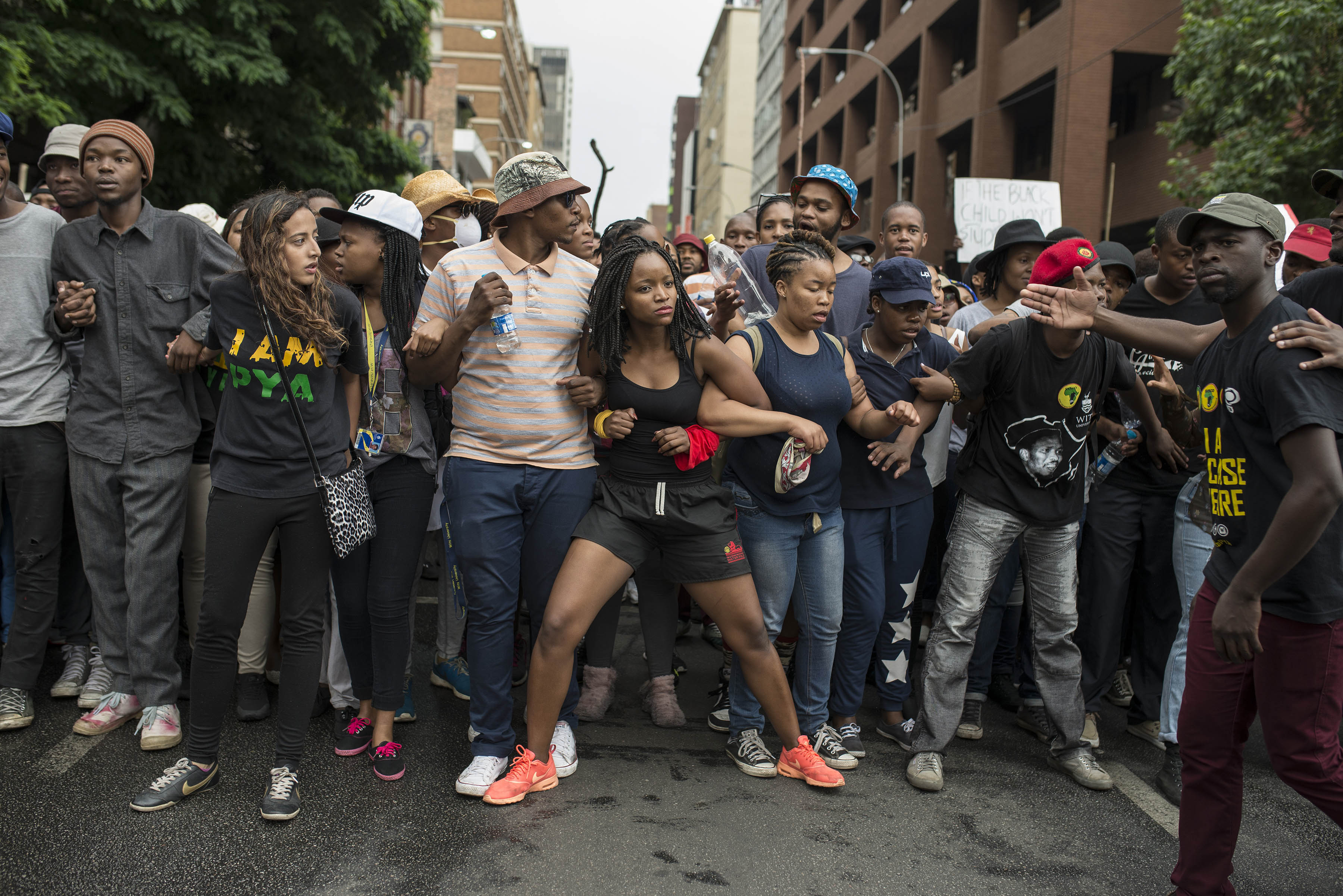 south africas wits university reopens in face of student