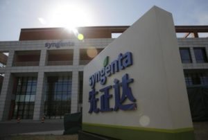 Syngenta says ChemChina deal to stretch into 2017