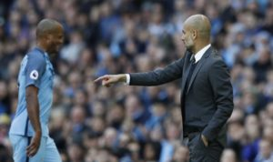 City's Kompany cautious after injury problems
