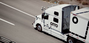 Uber's Otto hauls Budweiser across Colorado in self-driving truck