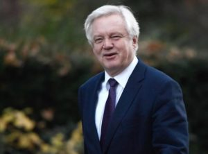 Brexit minister says expects parliament to get vote on final deal