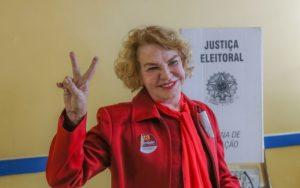 Wife of former Brazil leader Lula near death after stroke