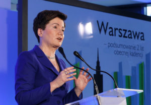 Polish opposition accuses ruling party of power grab in Warsaw
