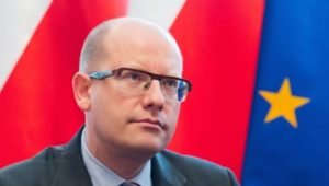 Czech PM Sobotka accepts Ivan Pilny as nominee for finance minister