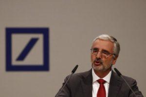 Deutsche Bank chairman: Strong European capital market needed post-Brexit
