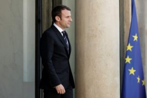 France's Macron mixes political shades in ministerial appointments