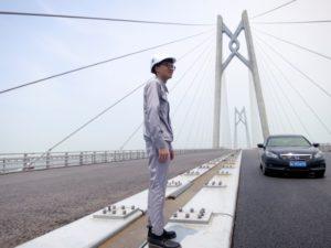 China-Hong Kong bridge to unity, or tentacle of Beijing control?