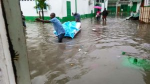 Five dead, 19 missing after Haiti rains, flooding: officials