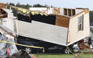 Tornadoes in Wisconsin, Oklahoma leave 2 dead