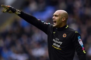Wolves goalkeeper Ikeme diagnosed with leukaemia