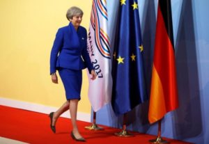 G20 will urge Trump to rejoin Paris climate agreement – Theresa May