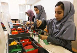 Denied U.S. visas, all-girl Afghan robotics team to watch their creation compete via Skype
