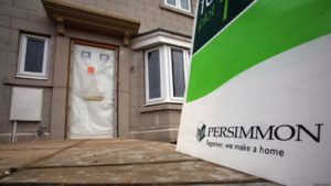 Builder Persimmon says market not hit by election as sales rise