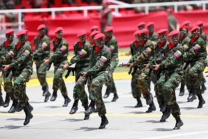 At least 123 Venezuelan soldiers detained since protests – documents