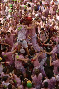 Spain's running of the bulls: Firecracker kicks off fiesta