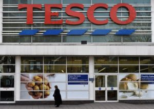 Tesco acquisition target Booker's first quarter like-for-like sales up 4.2 percent