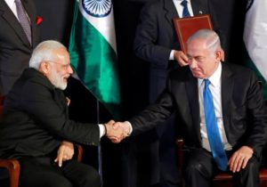 Israel, India look past defense to broaden commercial ties