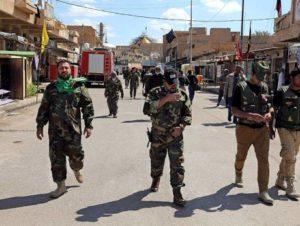 Tribal fighters, Daesh clash in Iraq's Anbar; 32 killed