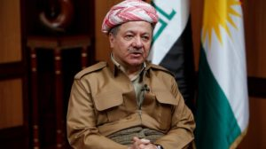 Iraqi Kurdish opposition party Gorran calls on Barzani to step down
