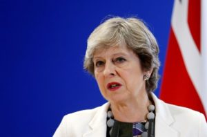 Now talk nice: EU script to help May settle Brexit bill