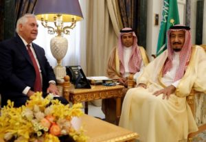 As relations thaw, Saudi Arabia and Iraq pledge cooperation against IS