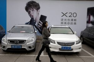 Chinese propaganda faces stiff competition from celebrities